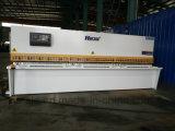 Máquina de corte hidráulica QC12y-6*2500 da qualidade excelente barata do preço