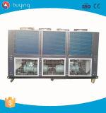 refrigerador refrescado aire del tornillo 300kw para el mezclador de Banbury