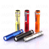 1xaa Mini Durable Anodized Aluminium Contruction Flashlight (11-1C0001)
