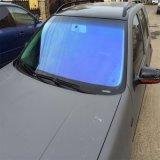Película metálica reflexiva de la ventana de coche del control de Sun de 2 capas de la farfulla