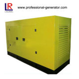 Leiser Dieselgenerator 50 Kilowatt mit Multifunktionsbasissteuerpult