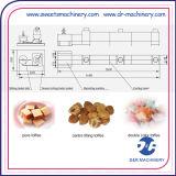 Chaîne de production de sucrerie constructeurs de confiserie de processus de fabrication de caramel
