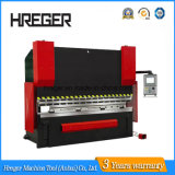 Machine à cintrer du carbone Wc67y-300X3200 de plaque hydraulique d'acier