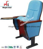 Silla del auditorio de la espuma del diseño simple con vuelta del asiento lentamente