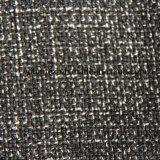 Tessuto domestico del sofà della tappezzeria della tenda della tessile tinto pianura