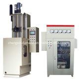 Tipo vertical máquina de frecuencia media del endurecimiento de inducción del SCR para el eje del 1.5m