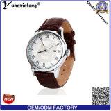 Relojes al por mayor vendedores calientes de Wirst de la fábrica de Wathes de la manera unisex del acero inoxidable del reloj del cuarzo Yxl-276
