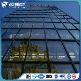 Profil en aluminium de mur rideau d'approvisionnement d'usine de la Chine pour le projet de construction