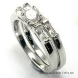 Silberner Ring des Großhandelspreis-925 mit Mian Stein (R10211R)