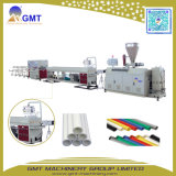 PVC/UPVCの水排水4の繊維のプラスチック管の突き出る機械