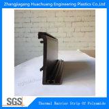 スライディングウインドウおよびドアで使用される熱保護ナイロンストリップ