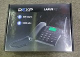 telefone Desktop sem fio fixo de 2g ou de 3G GSM/WCDMA com rádio de FM e língua de TNC multi