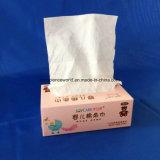 tessuto non tessuto 100%Cotton per il Wipe del bambino