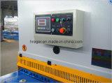Máquina que pela del CNC de QC12k de la viga hidráulica económica del oscilación