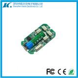Código Hcs301 Kl180c-4k de controle remoto do rolamento da cópia de DC12V 433MHz