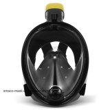 Masque sous-marin de prise d'air de pleine face de sports pour la plongée à l'air