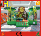 Factory Outlet Inflatable Bouncer Castle for Kids Play
