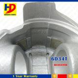 Delen van de Dieselmotor van het graafwerktuig 6D34 voor Zuiger met Speld van OEM Grootte