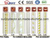 Moldeado barato del techo de la cornisa Moulding/PU del poliuretano del precio para el mercado de Turquía