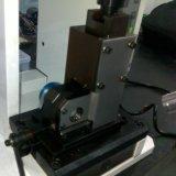 Machine sertissante semi-automatique de cosse de boyau de haute précision de commande numérique par ordinateur