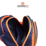 Chubontの雨カバーが付いている新しい対照カラー通学かばんのバックパックPaded