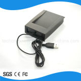 RFID와 MIFARE 선택적인 ID 카드 판독기와 가진 USB 카드 판독기