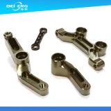 De vaste vorm gegeven CNC van Metalen Aluminium Machinaal bewerkte Delen van het Malen