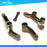 Parti di macinazione indurite di CNC lavorate alluminio dei metalli