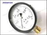 Gewöhnlicher Gpg-020 Druckanzeiger-Russland-Typ Anzeigeinstrument/ökonomisches Manometer