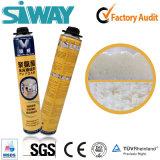 Gomma piuma di poliuretano a prova di fuoco componente della qualità superiore una di Dirigere-Vendita della fabbrica per le costruzioni