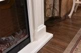 現代簡単な白LEDはつける暖房の電気暖炉(323)を