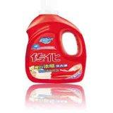 Concentrado detergente em pó, Detergente