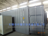 Generador en contenedor del nitrógeno