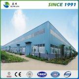 Het lange Pakhuis van de Structuur van het Staal van de Fabriek van de Geschiedenis