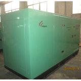 Grüner Typ Diesel-Generator des Kabinendach-40kw