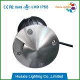 LED 수중 빛을 점화하는 IP68 2 방향