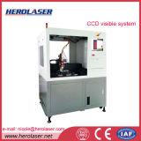 0.02 High Precision 500W Raycus / Ipg Fiber Laser Cutting Machine para Cobre / Latão / Aço Inoxidável