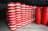 Stapelbare schroffe Plastikverkehrs-Trommel langlebiges Gut LDPE-1000mm