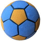 Bille de football gonflable collante gonflable de bille de football avec le Velcro pour le jeu gonflable de dard