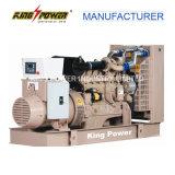 Низкий генератор Cummins 120kw расхода топлива тепловозный для дома Using