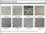 Mozaïek van de Steen van het Ontwerp van China van Foshan het Speciale Nieuwe Marmeren voor Zwembad (VMM3S007)