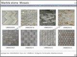 新しいデザイン大理石の石のモザイク(VMM3S007)