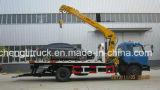 Clw 4*2 3ton 4トン販売のためのレッカー車5トンの道のレッカー車の