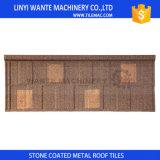 tuiles de bardeaux de toit de 0.4mm avec de doubles couleurs comme matériau aimable neuf de toit