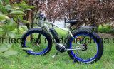 Kenda fatigue la bicyclette électrique avec la pédale d'alliage d'Al