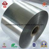Folie van het Aluminium van de Rang van het voedsel de Beschikbare