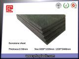 folha de 6X1220X2440mm Durostone com Resistivity 10^5~10^9 de superfície