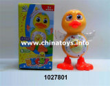 熱い販売の電気プラスチック動物のおもちゃ電池の漫画のおもちゃ(1037005)