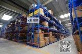 Estante resistente de la paleta del metal del Fácil-Montaje del almacenaje industrial del almacén (JW-HL-812)