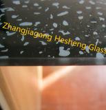 vidro Tempered do mármore de 5mm para a decoração
